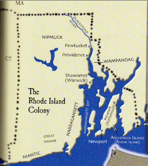 New England Colonies Smore Newsletters