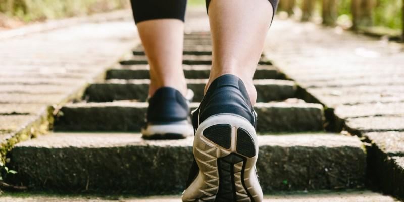 calorie burn while walking