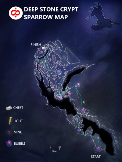 Titan Map Destiny 2 : titan, destiny, Stone, Crypt, Destiny, Wiki,, Database, Guide