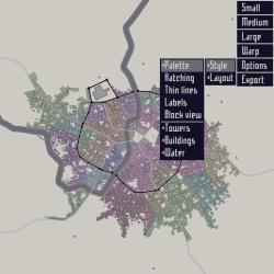 Amazing Overhead & 3D Fantasy City Map Generators! d20 Pub