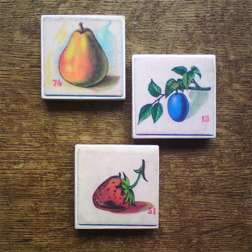 Fruit Magnets - Kettle of Fish