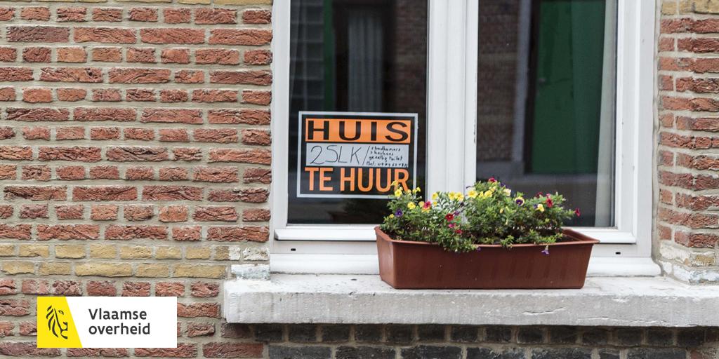 Een woning verhuren  Vlaanderenbe