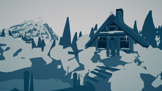 Mountain Range by Liz Edwards