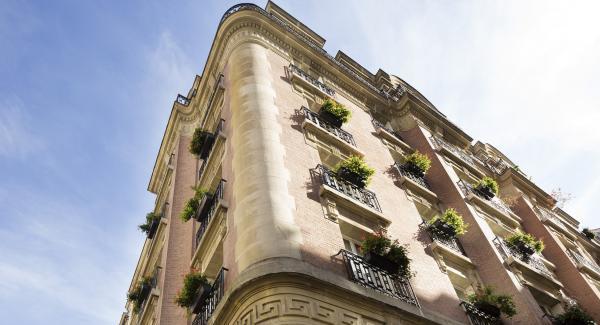 Hotel Ares Eiffel Paris Elegant 4 Star Hotel Near