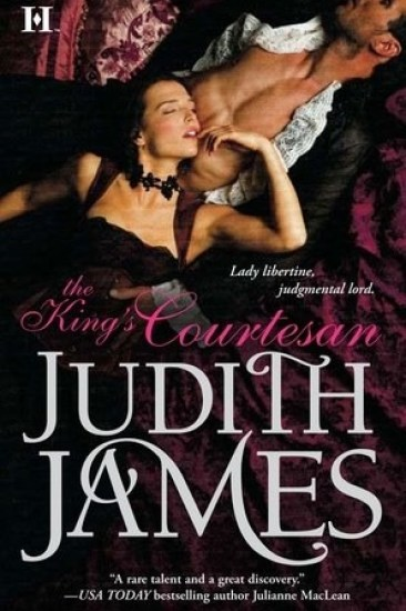 Book Review – The King's Courtesan (English Restoration #2) by Judith James