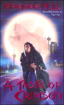 Jeaniene frost torimacallister fans of urban fantasy might want to try the second book in the crimson city series a taste of crimson by marjorie m liu which highlights a romance fandeluxe Choice Image