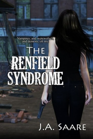 Book Review – The Renfield Syndrome (Rhiannon's Law #2) by J.A. Saare