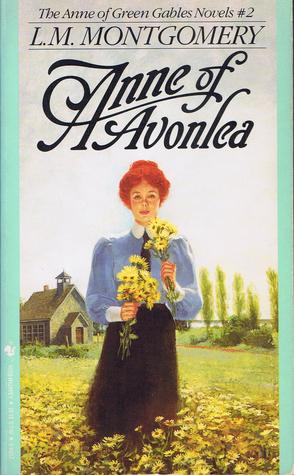 Anne of Avonlea (Anne of Green Gables, #2)