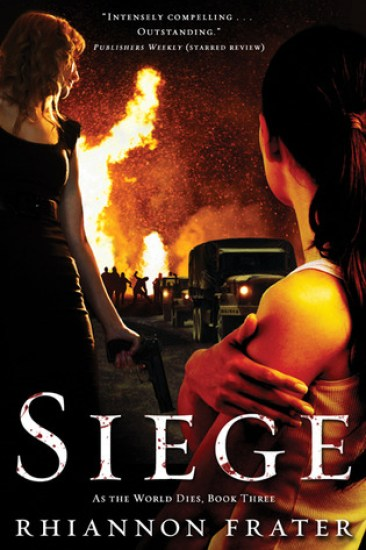 Blog Tour Stop + Author Guest Post! Siege (As the World Dies #3) by Rhiannon Frater