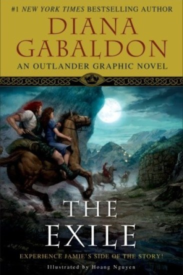 Graphic Novel Review – The Exile (Outlander #1.5) by Diana Gabaldon