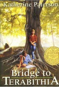 Favorite Books from School | Bridge to Terabithia | The 1000th Voice blog