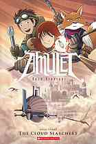 Amulet, Vol. 3: The Cloud Searchers (Amulet, #3)