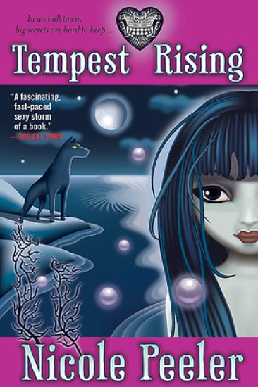 Book Review – Tempest Rising (Jane True #1) by Nicole Peeler