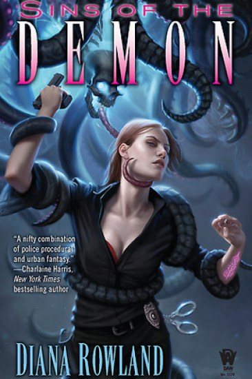 Book Review – Sins of the Demon (Kara Gillian, #4) by Diana Rowland