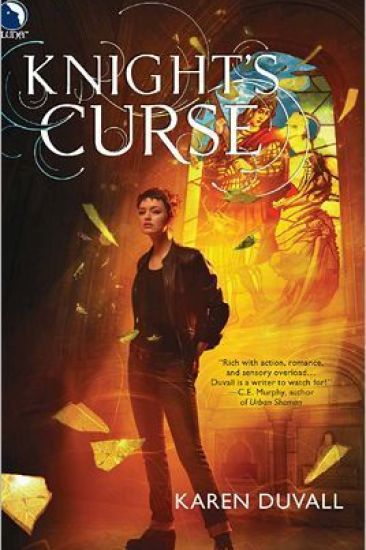 Book Review – Knight's Curse (Knight's Curse #1) by Karen Duvall