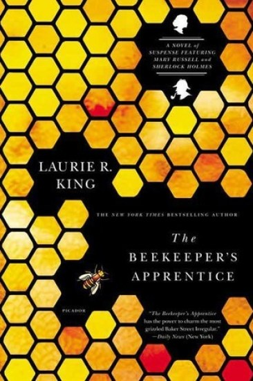 Book Review – The Beekeeper's Apprentice (Mary Russell, #1) by Laurie R. King