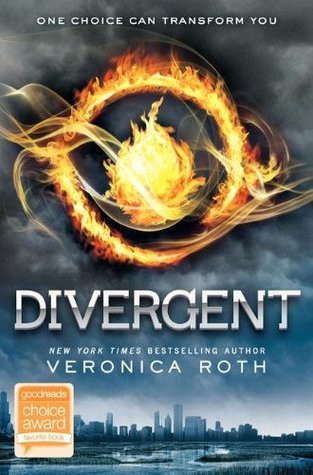 {Book vs. Movie Review} Divergent by Veronica Roth