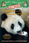 Pandas and Other Endangered Species (Magic Tree House Fact Tracker, #26)