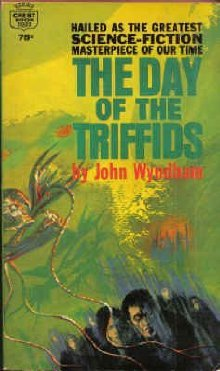Picture of book cover, The Day of the Triffids
