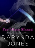 Short Story Review – For I Have Sinned (Charley Davidson #1.5) by Darynda Jones