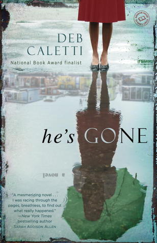 Blog Tour- Book Review: He's Gone