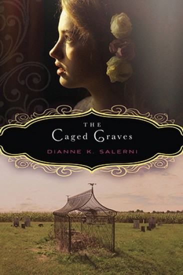 Early Review – The Caged Graves by Dianne Salerni