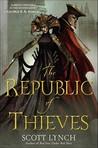 The Republic of Thieves (Gentleman Bastards, #3)