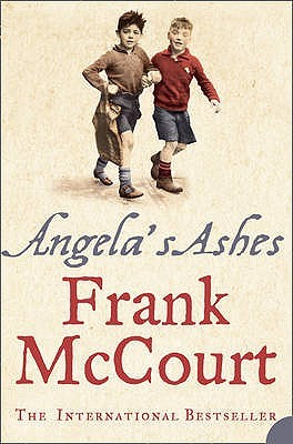 Favorite Books from School | Angela's Ashes by Frank McCourt | The 1000th Voice Blog