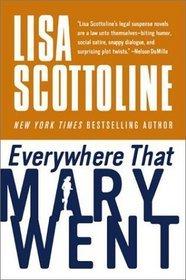Everywhere That Mary Went (Rosato & Associates, #1)
