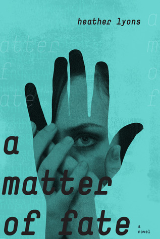Blog Tour: Book Review: A Matter of Fate
