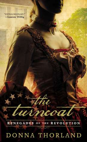 The Turncoat (Renegades of the Revolution, #1)