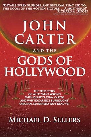 Jacket image, John Carter and the Gods of Hollywood