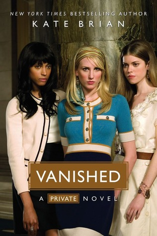 Vanished (Private, #12)