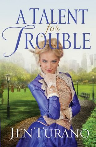 A Talent for Trouble (Ladies of Distinction #3)