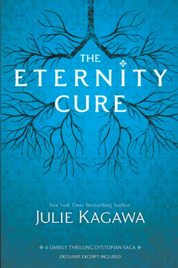 Early Review – The Eternity Cure (Blood of Eden #2) by Julie Kagawa