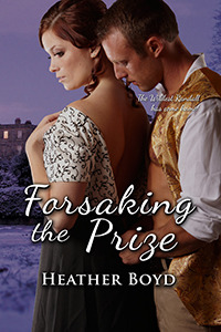 Forsaking The Prize (The Wild Randalls, #2)