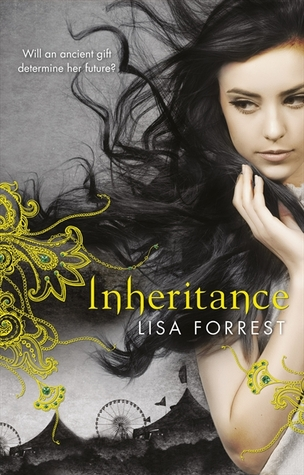 Inheritance by Lisa Forrest Review: A confusing, incoherent circus read