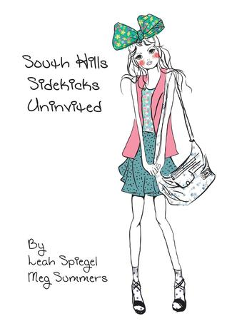 Uninvited (South Hills Sidekicks, #1)