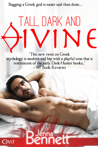 Tall, Dark, and Divine (Bagging a Greek God, #1)