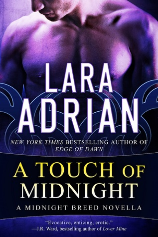 A Touch of Midnight (Midnight Breed, #0.5)