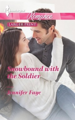 Snowbound with the Soldier