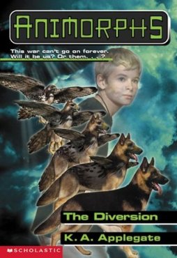The Diversion (Animorphs, #49)