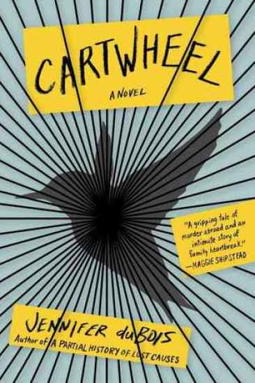 Waiting on Wednesday – Cartwheel: A Novel by Jennifer Dubois