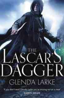The Lascar's Dagger (The Forsaken Lands, #1)