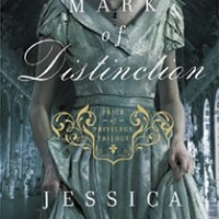 Book Review: Mark Of Distinction by Jessica Dotta