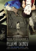 Miss Peregrine's Home For Peculiar Children: The Graphic Novel by Ransom Riggs and Cassandra Jean | Book Review
