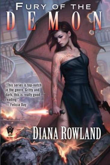 Waiting on Wednesday – Fury of the Demon (Kara Gillian #6) by Diana Rowland
