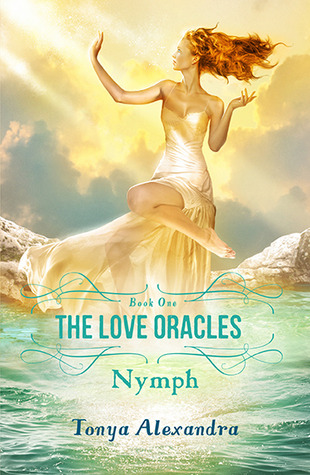 The Love Oracles Blog Tour: Nymph by Tonya Alexandra AUS Giveaway & Review