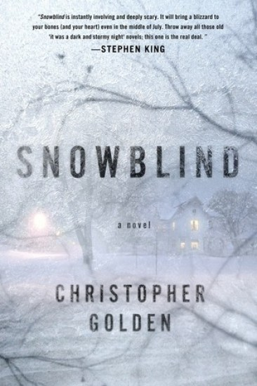 Early Review – Snowblind by Christopher Golden