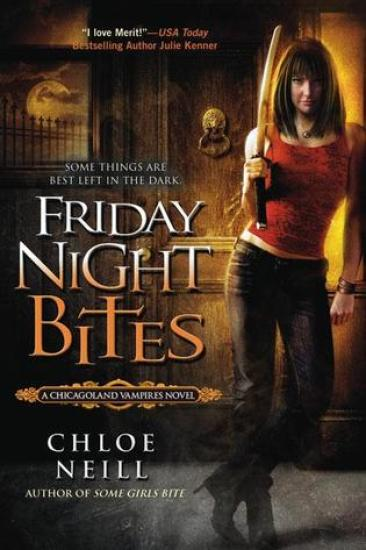 Book Review – Friday Night Bites (Chicagoland Vampires #2) by Chloe Neill